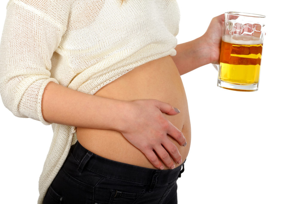 Binge Drinking During Pregnancy
