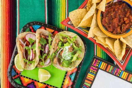 A Homemade Mexican Dinner Is An Alternative To Drinking On Cinco De Mayo
