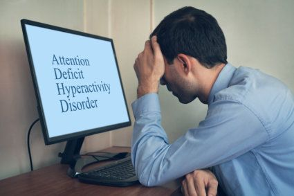 Addiction To Alcohol and ADHD Mutually Make The Symptoms Of The Other Worse
