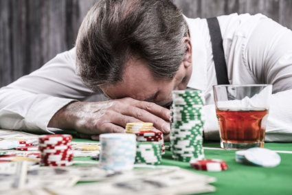 Alcoholism And Gambling Addiction Are Very Commonly Found In The Same Person, Possibly Because They Both Impact The Brain Similarly