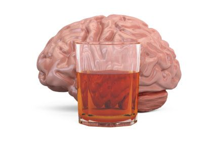 Alcohol-Related Brain Damage Can Occur After Only A Few Drinks, But It Usually Takes Years To Develop
