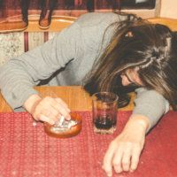 Alcohol use disorders are becoming so common, 20% of college students fit the criteria for college alcoholism.