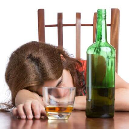 Some may think that drinking in teen years is a normal thing, but the warning signs of alcoholism can appear at any age.