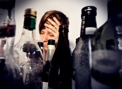 Alcohol and Grief Are a Dangerous and Tragically Common Pair