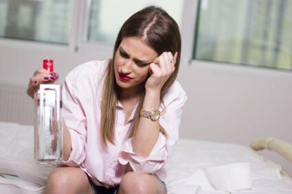 Alcohol And Insomnia Are A Dangerous Combination That Often Lead To Addiction