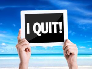 A Sign Saying I Quit! Representing Alcoholism Resources