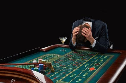 Alcoholism And Gambling Addiction Can Be An Incredibly Disastrous Combination