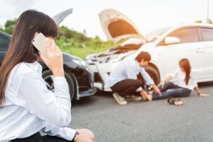 Alcohol-Related Injury Is Frequently The Result Of A Car Crash