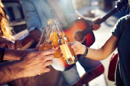 Country Music And Alcohol Have Gone Hand-In-Hand For Decades.