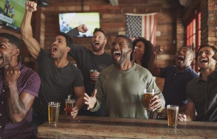 Sports Broadcasts Have The Highest Number Of Alcohol Advertisements On TV.