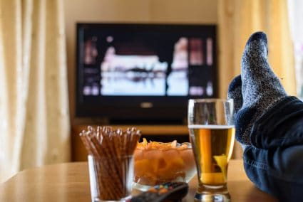TV Is Full Of Alcohol Advertisements And Drinking, Which Has Shown To Increase Alcohol Consumption In Viewers.