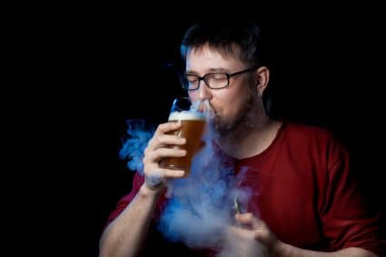 Thumbnail photo of Vapes and Alcohol: Is There a Link?
