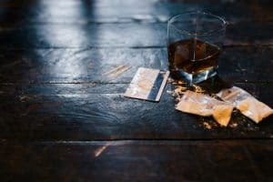 Mixing alcohol and cocaine is dangerous and addictive.