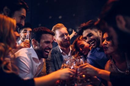 Thumbnail photo of Are Your Friends Making You Seem More Drunk Than You Appear?